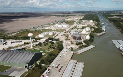 Grant and Tonnage Increase Highlight 2020 for Port of Harlingen