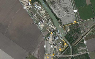 Port of Harlingen Begins Rider 38 Projects